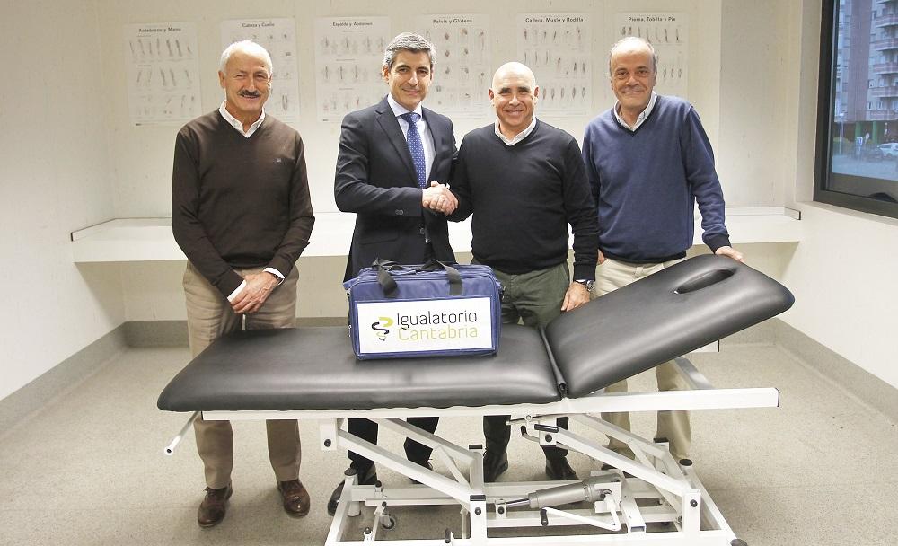 Igualatorio Cantabria Renueva Su Compromiso Con El Racing Y Su Fundación