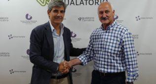 Igualatorio Cantabria Renueva La Temporada 2018/19 Su Apoyo Al Racing Y A La Fundación Verdiblanca