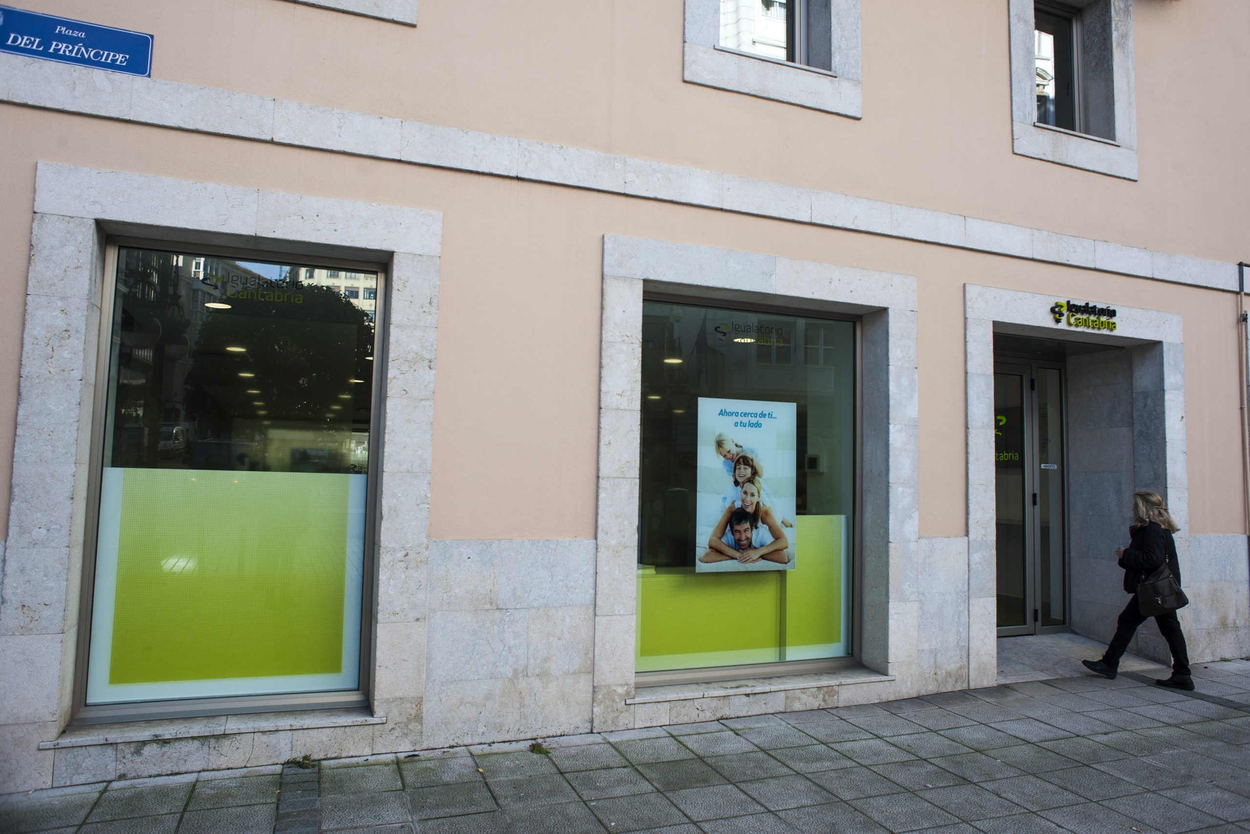 Oficinas De La Aseguradora Igualatorio Cantabria En Santander