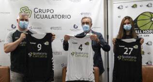 Igualatorio Cantabria Refuerza Su Alianza Con El Baloncesto Femenino