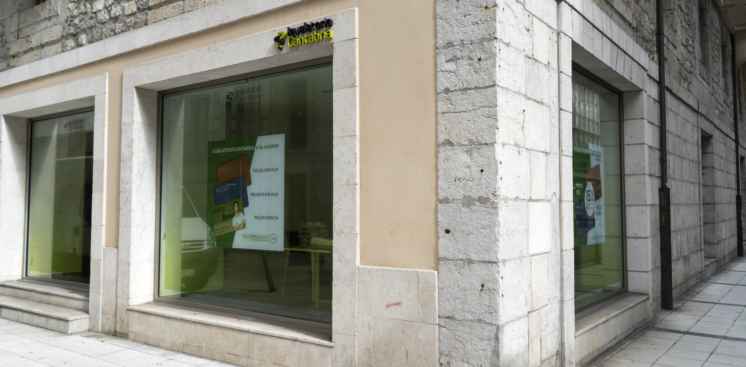 Instalaciones De La Aseguradora Igualatorio Cantabria En Santander