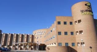 Exteriores De Clínica Mompía, Hospital Privado De Igualatorio Cantabria