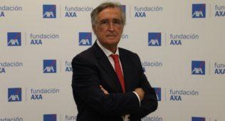 Tomás Gómez, Presidente De Igualatorio Cantabria En La Fundación AXA En Madrid